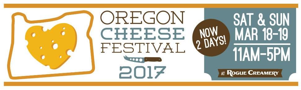 Oregon Cheese Festival